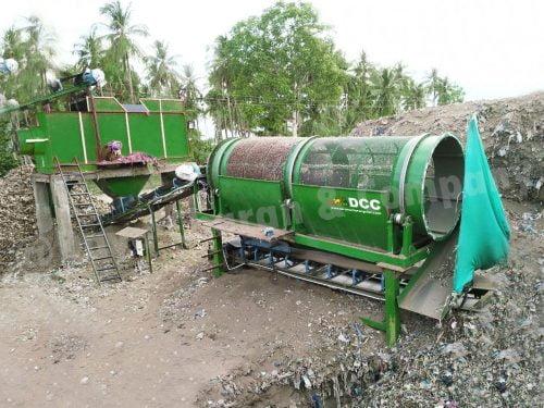 Tamil Nadu Plant - Ballistic Separator