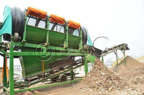 Trommel manufacturers in India